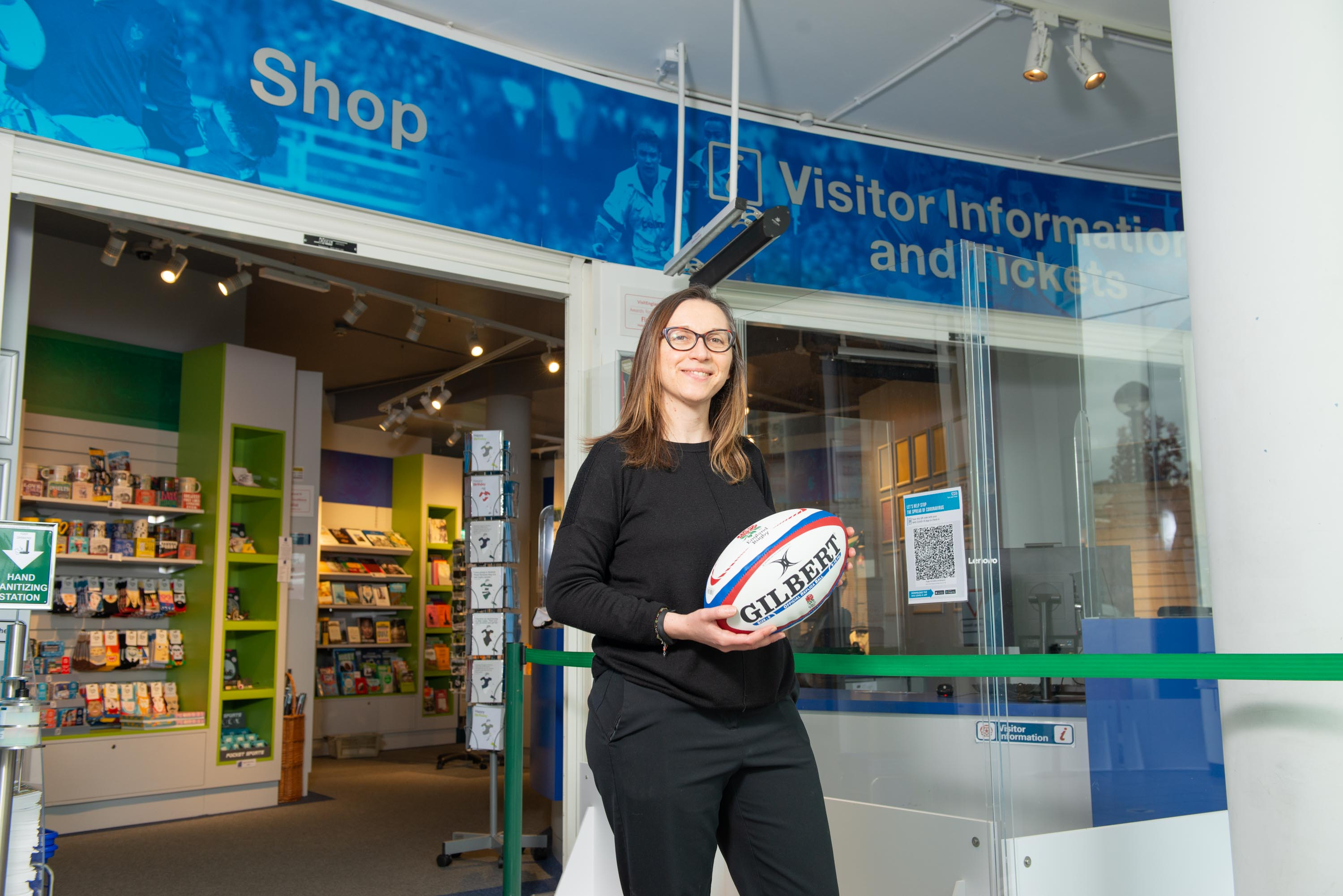 Rugby Visitor Centre